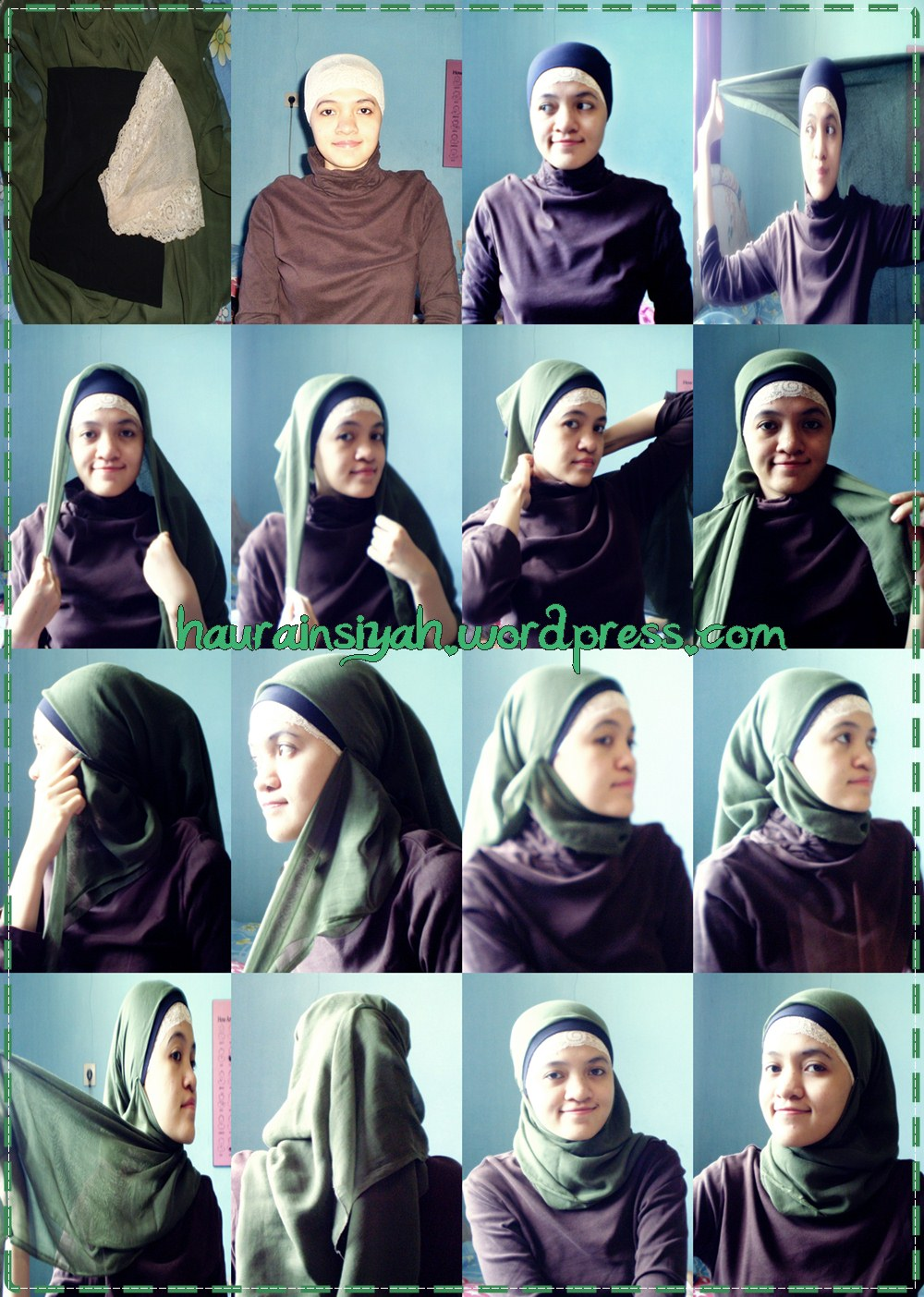 cats3 Army Hijab Style