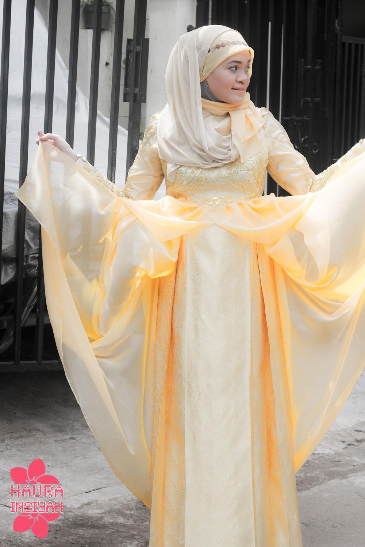 7 Style Inspiration: Maternity Abaya