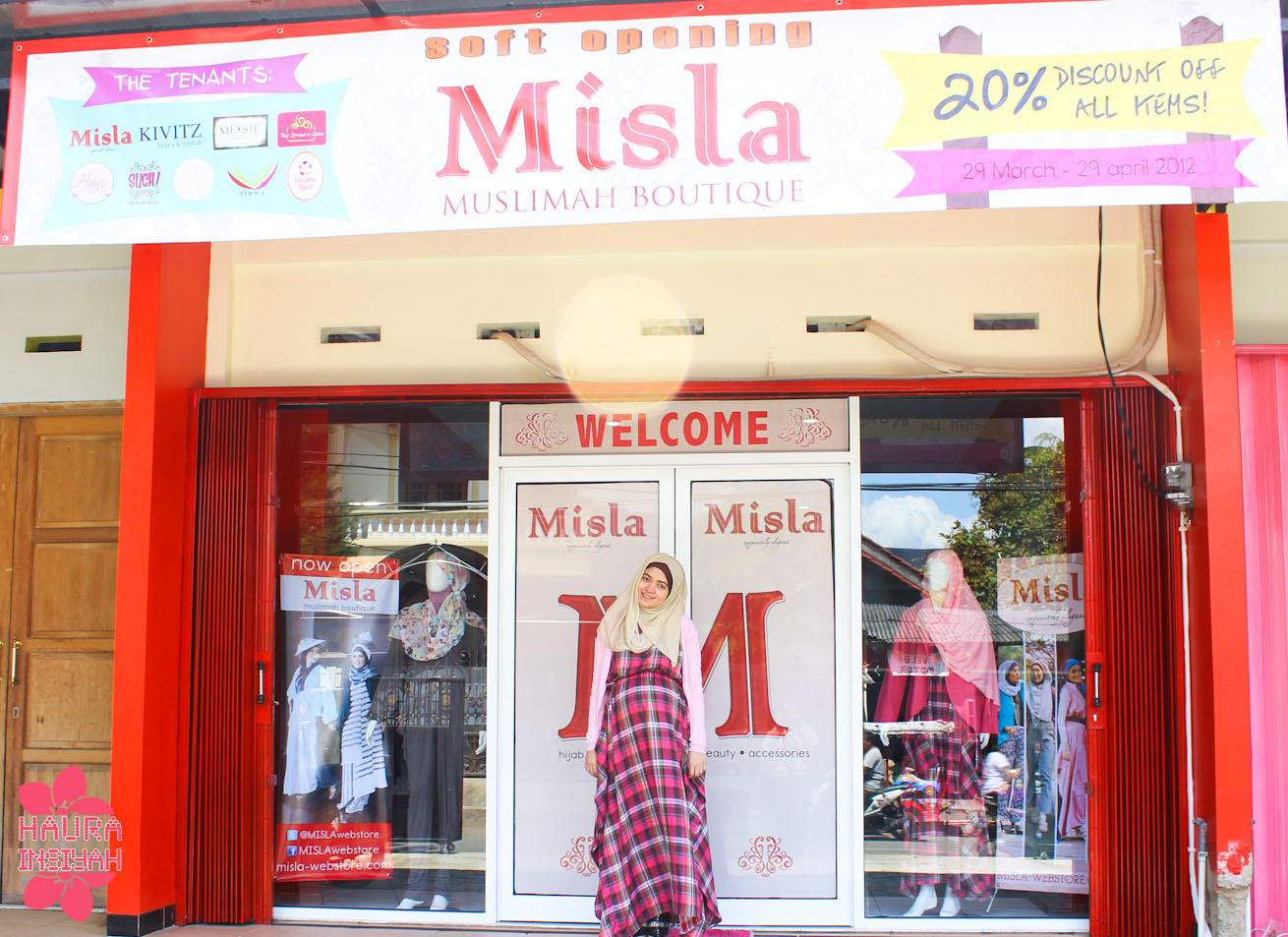22-misla Intimate Soft Opening of MISLA Muslimah Boutique