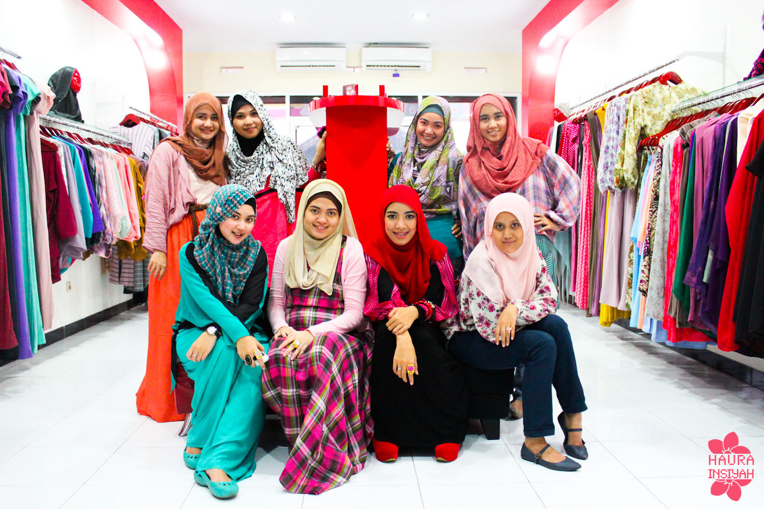 3-misla Intimate Soft Opening of MISLA Muslimah Boutique