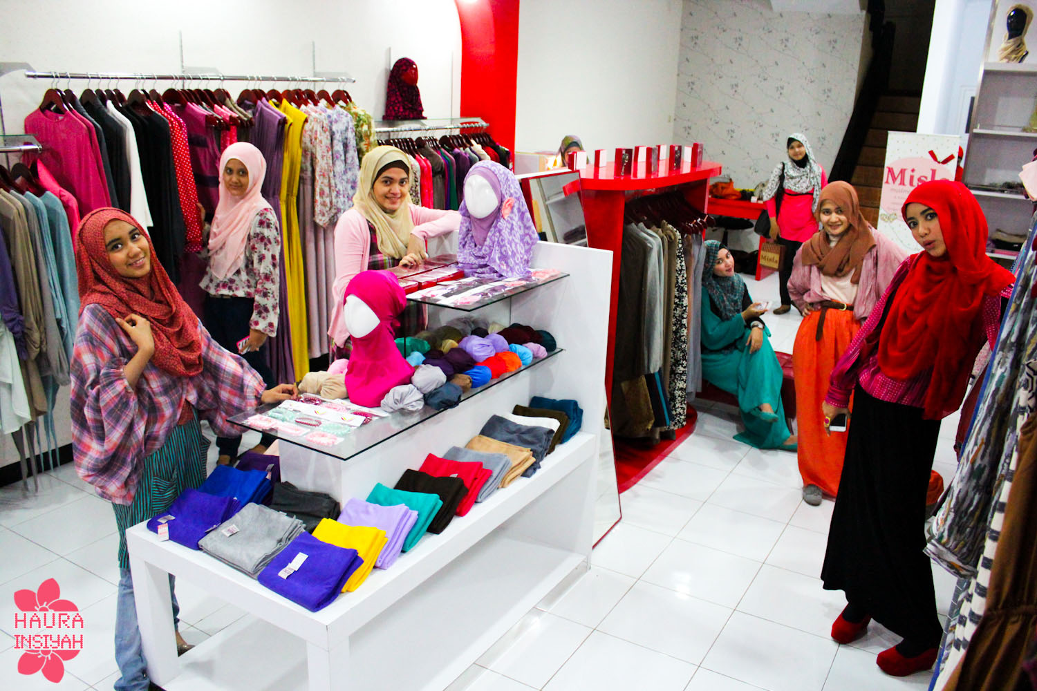 4-misla Intimate Soft Opening of MISLA Muslimah Boutique