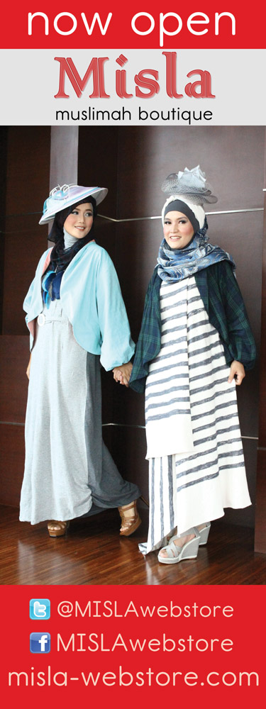 now-open-small1 What Can You Find at MISLA Muslimah Boutique?