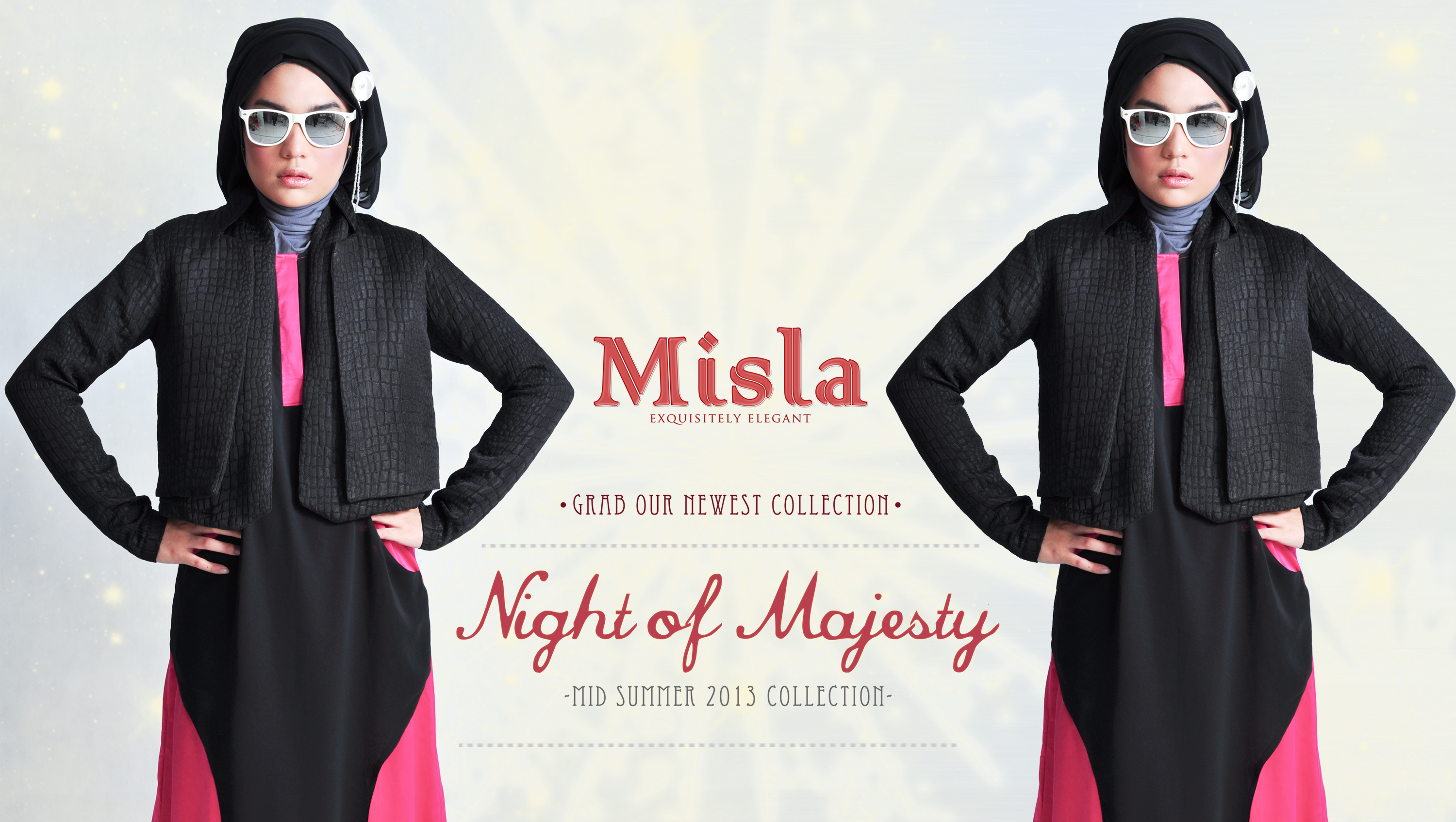 nom-lookbook-5-4 MISLA at Indonesia Islamic Fashion Fair 2013