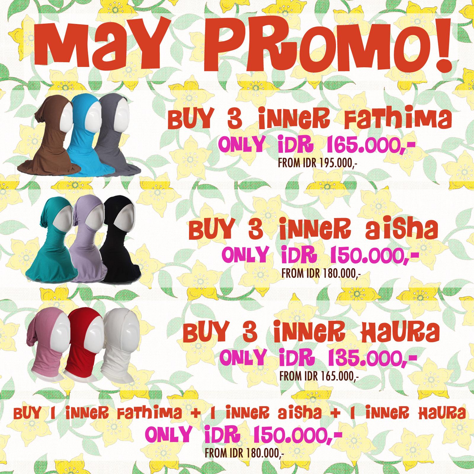 may-promo MISLA May Promo!