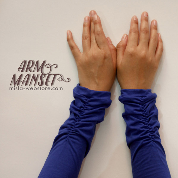 b-AM-hand Arm Manset to Complete Your Muslimah Look