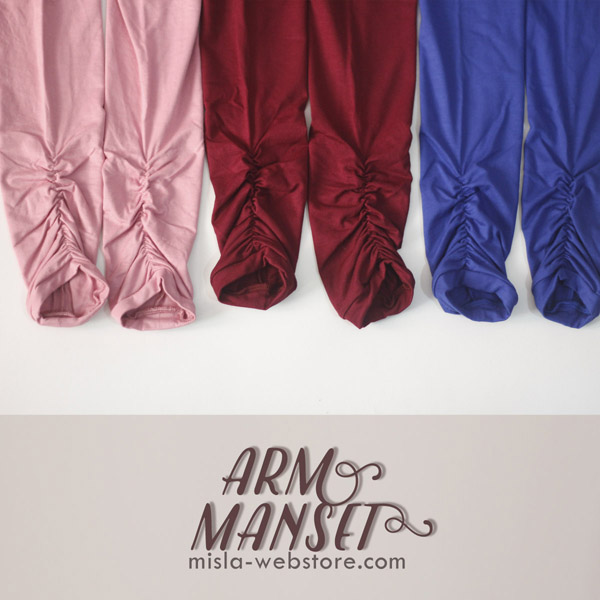 b-AM-tiga Arm Manset to Complete Your Muslimah Look