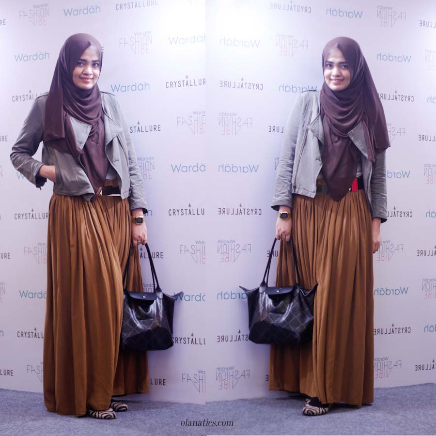 b-ootd Wardah Crystallure Lipstick Launching