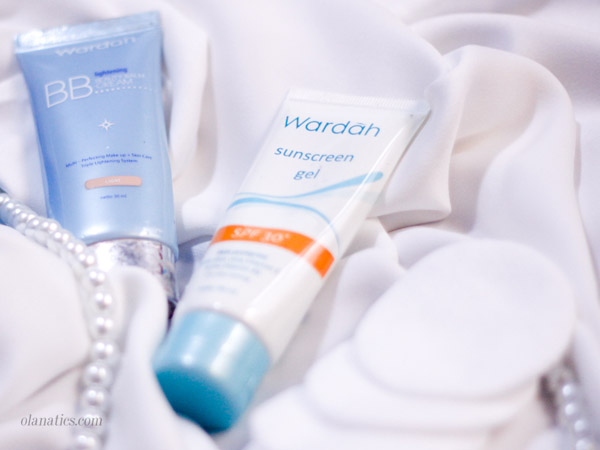 b-review-wardah-55 Review: Sunscreen Gel & BB Cream Wardah
