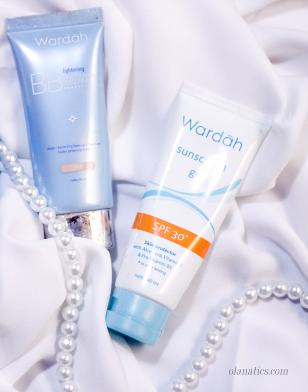 b-review-wardah-56 Review: Sunscreen Gel & BB Cream Wardah
