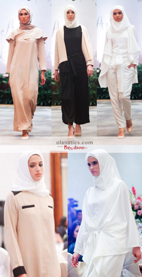 B-Restu Rumah Ayu Ramadhan Trunk Show 2015
