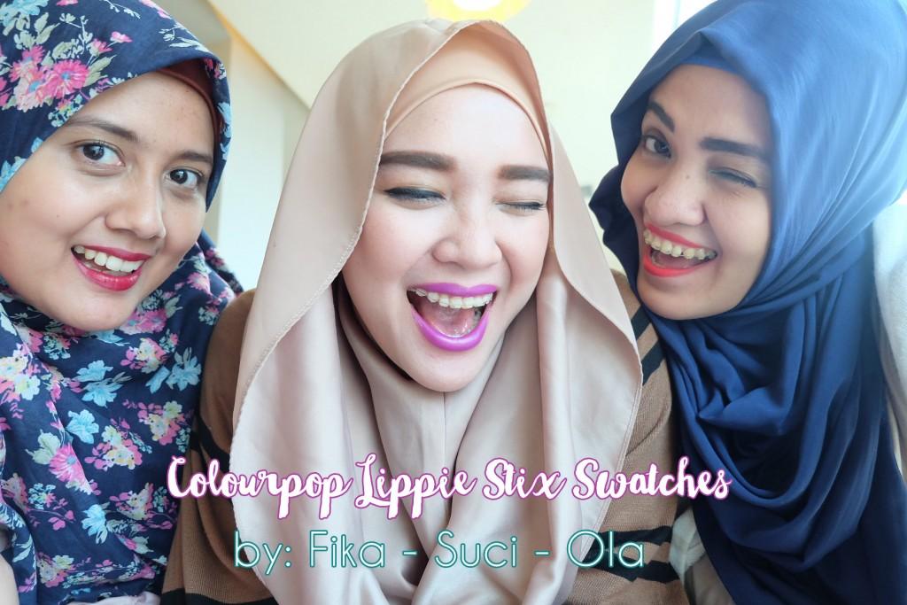 colourpop-1024x683 Colourpop Lippie Stix Review & Swatch by Fika - Suci - Ola