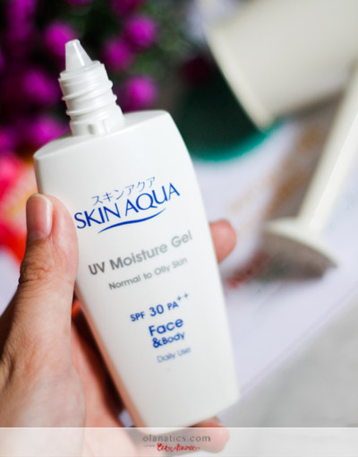 b-skin-aqua-32 Review: Skin Aqua UV Moisture Gel & BB Cream