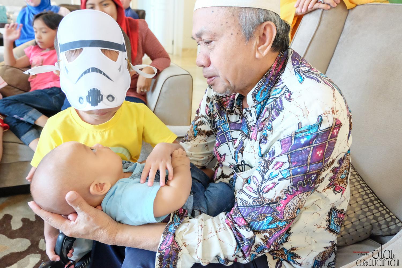 ascott-jakarta-248 Kumpul Keluarga di Ascott Jakarta