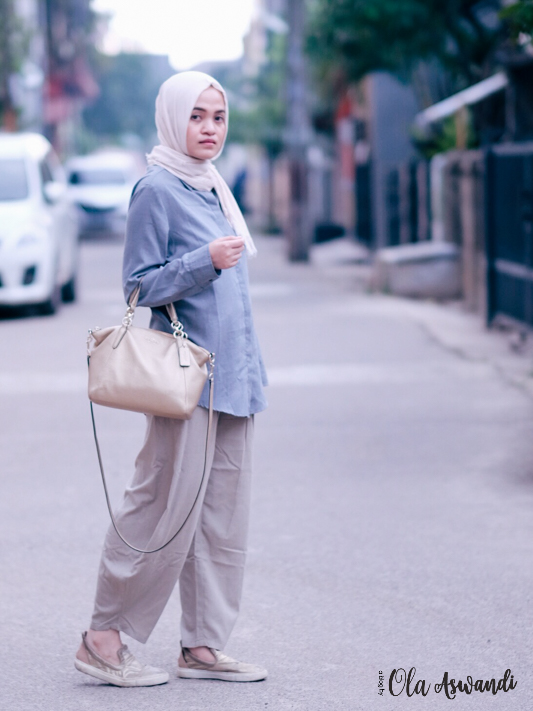 ootd-simple-12 Lookbook: Modest Basic Look