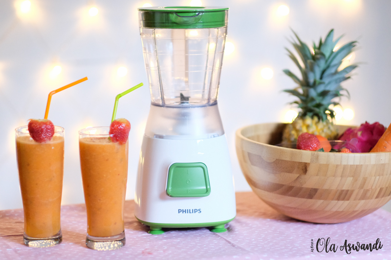 PHILIPS-REVIEW-107 Launching & Review Philips Blender HR 2057