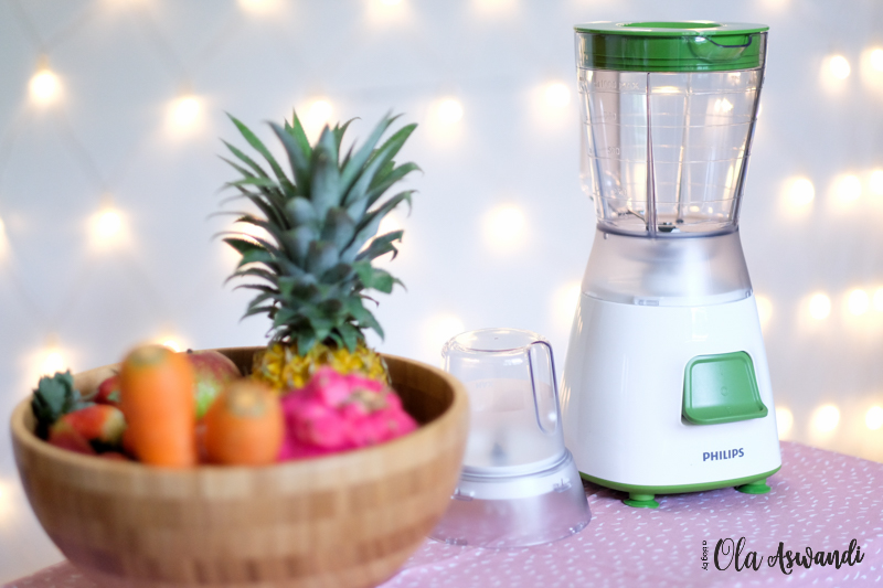 PHILIPS-REVIEW-55 Launching & Review Philips Blender HR 2057