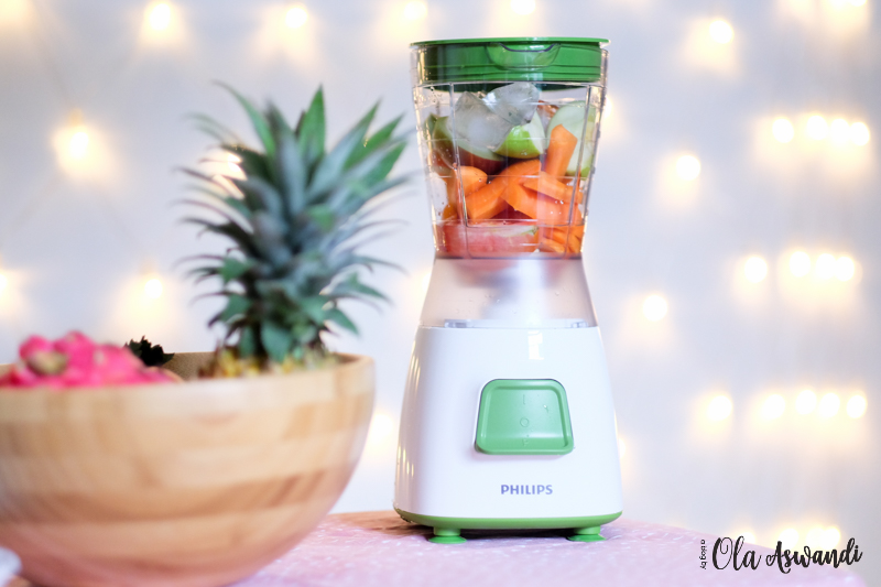 PHILIPS-REVIEW-79 Launching & Review Philips Blender HR 2057