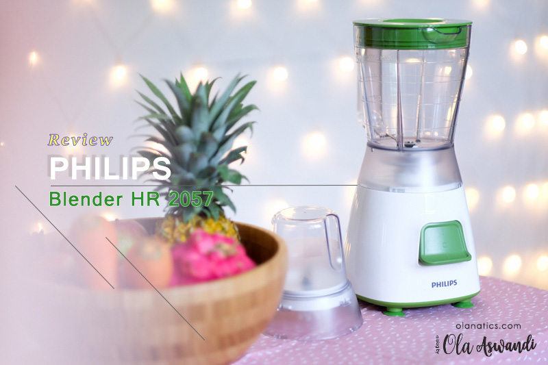 philips-cover Launching & Review Philips Blender HR 2057