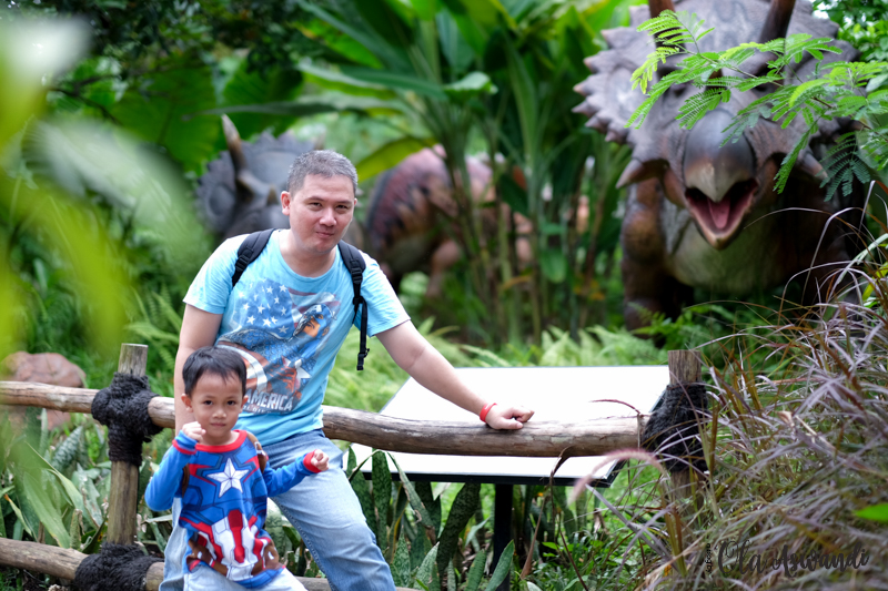 taman-legenda-65 Family Getaway: Taman Legenda dan Petualangan Dinosaurus