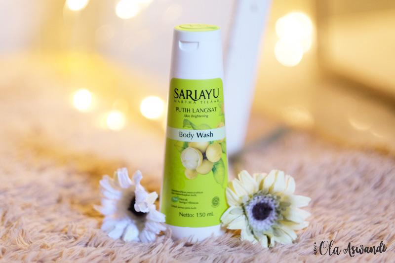 review-sariayu-57 Momen Cerahku Bersama Sariayu