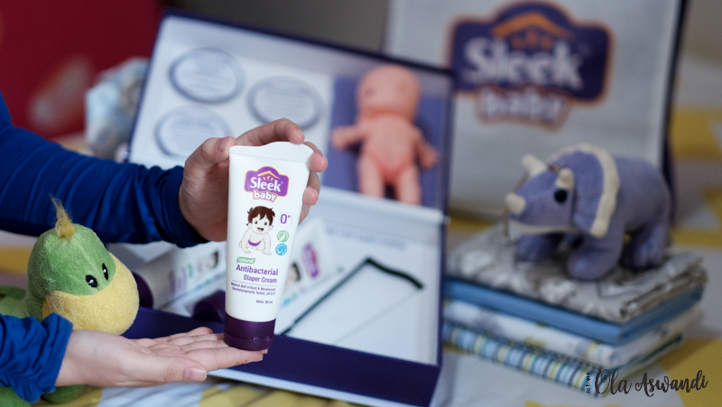 sleek-baby-diaper-cream-8 Sleek Baby Diaper Cream: Ruam Popok pada Kulit Bayi? Bye!