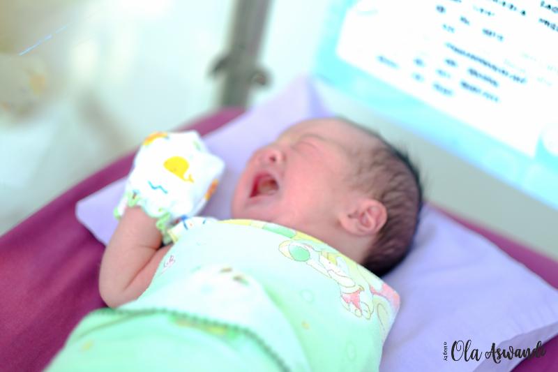 Khairan-Lahir-31 Proses Kelahiran Khairan Ramadhan Fadly