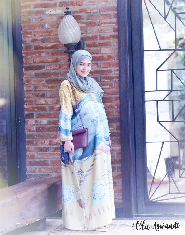 inspirasi-gaya-hamil-15 9 Inspirasi #OOTD Bagi Ibu Hamil