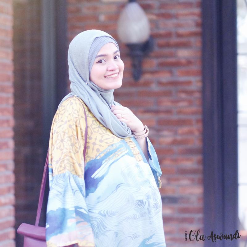 inspirasi-gaya-hamil-20 9 Inspirasi #OOTD Bagi Ibu Hamil
