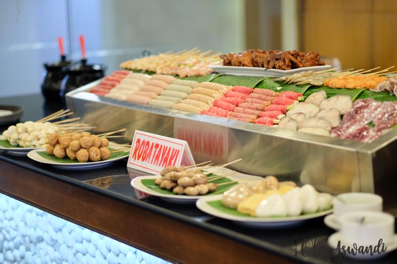 Hanamasa-4 Santapan Segar Makan Kenyang di Hanamasa