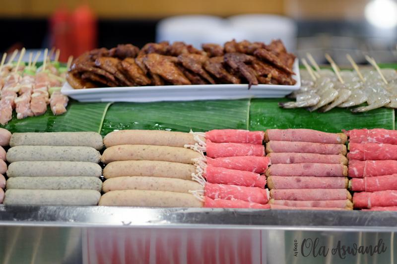 Hanamasa-6 Santapan Segar Makan Kenyang di Hanamasa