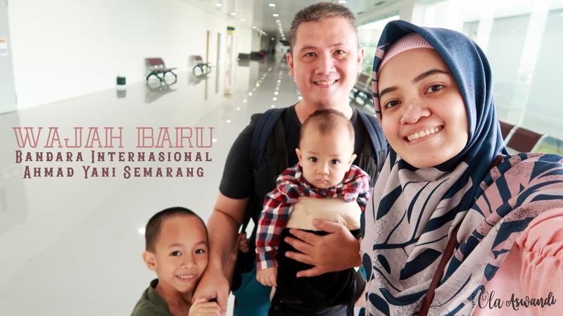 Bandara-Ahmad-Yani-4 Wajah Baru Bandara Internasional Ahmad Yani Semarang
