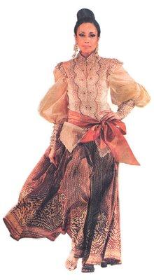 batik-bengkulu-ramli Tanah Abang: Textile Paradise