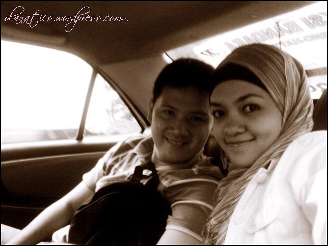 1a Honeymoon: Day 1 - Part 1