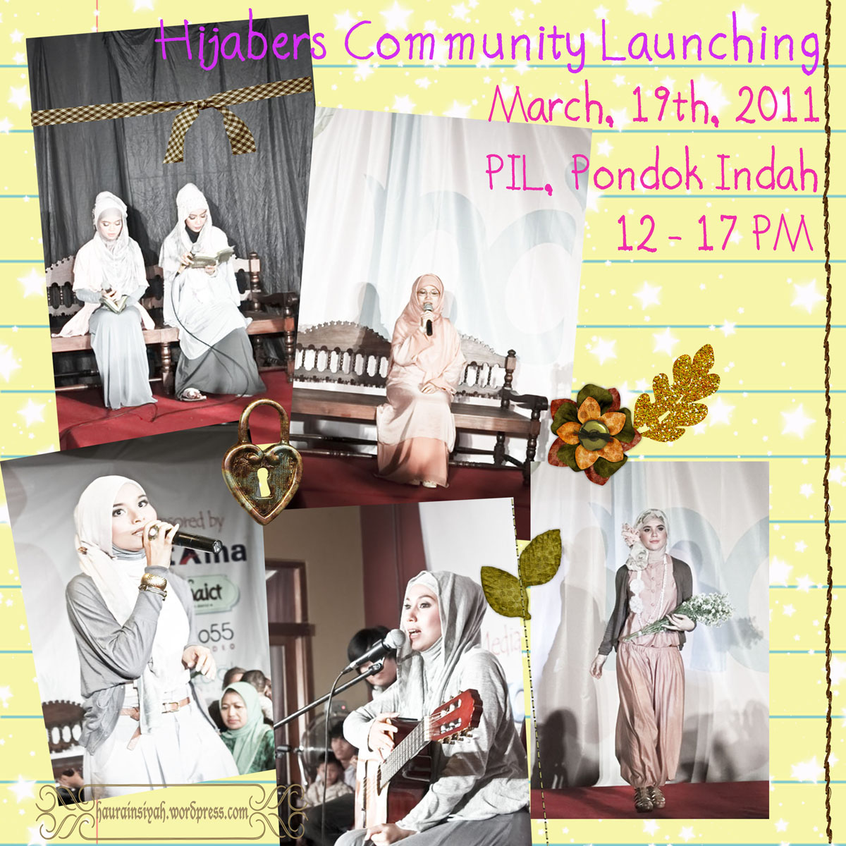1a-resize Hijabers Community Launching
