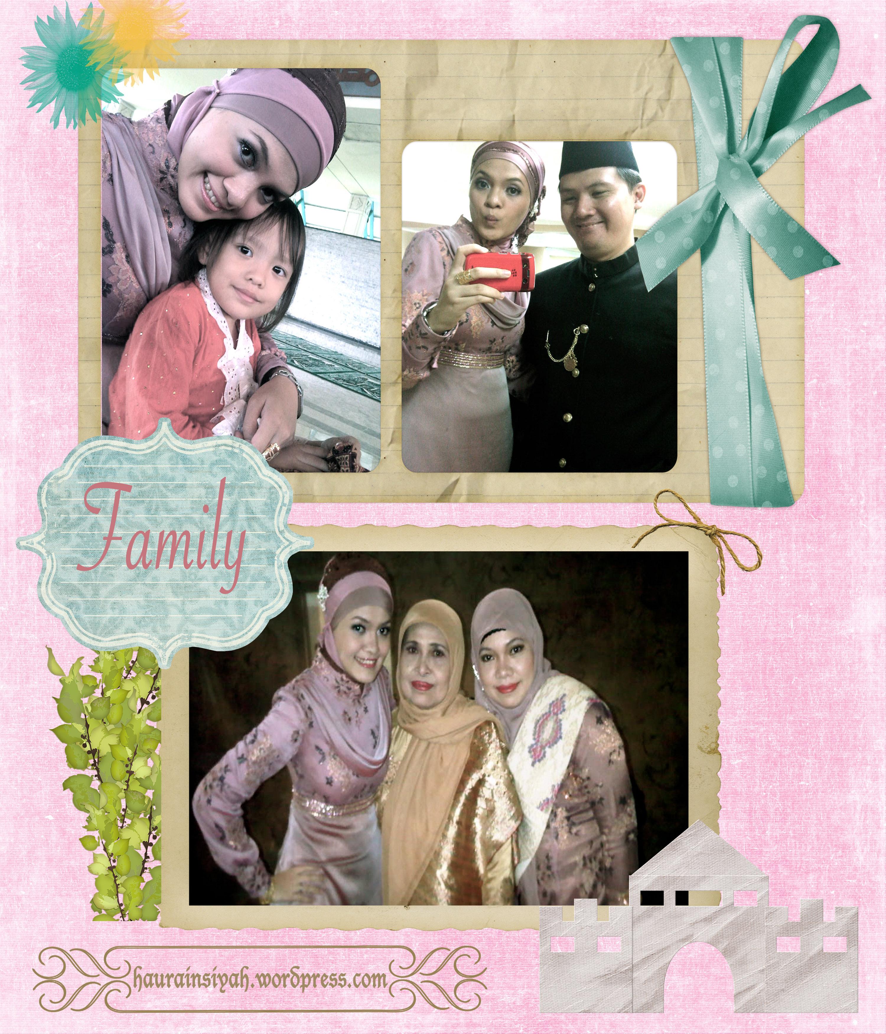 unguu1 Simple Abaya on My Bro's Wedding Day