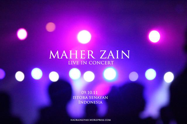 blog-1 BarakAllah for Maher Zain Concert