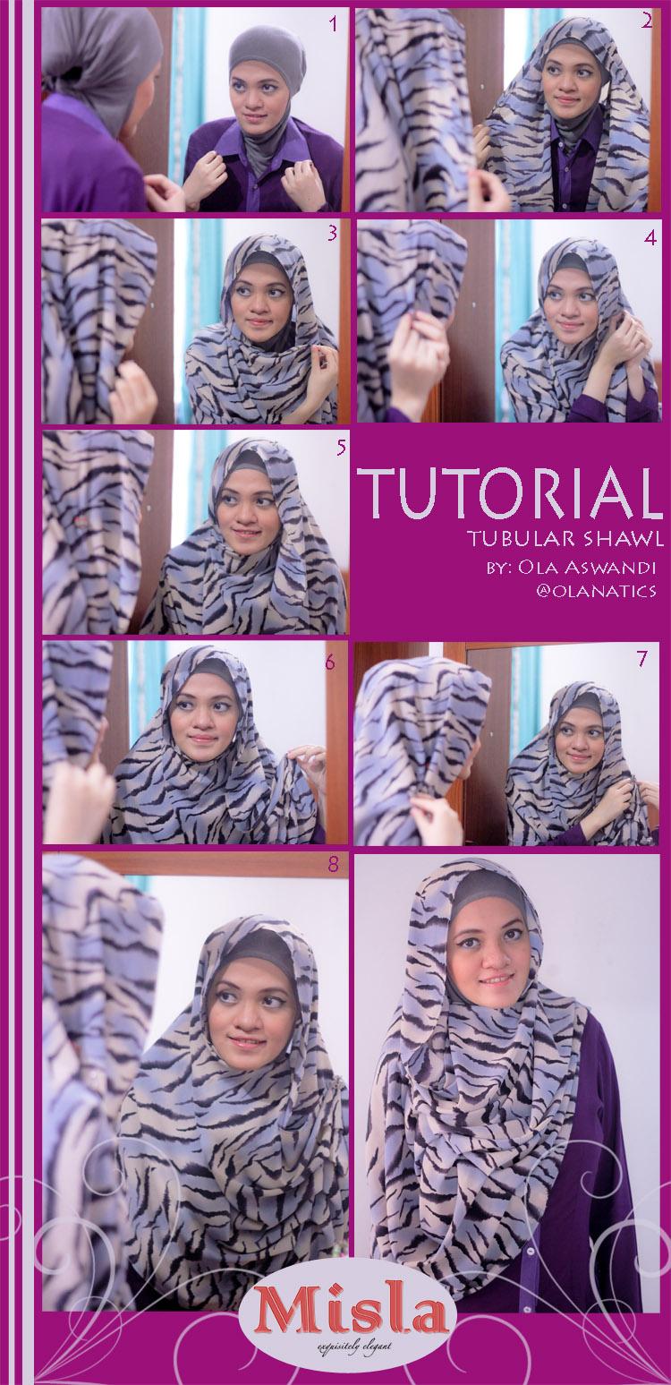 tutorial-tubular-edit Quick Steps of Wearing Tubular Shawl