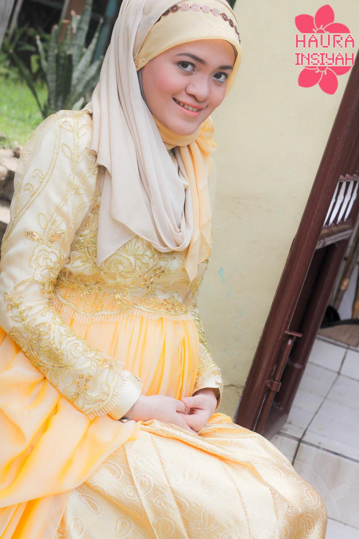 3 Style Inspiration: Maternity Abaya