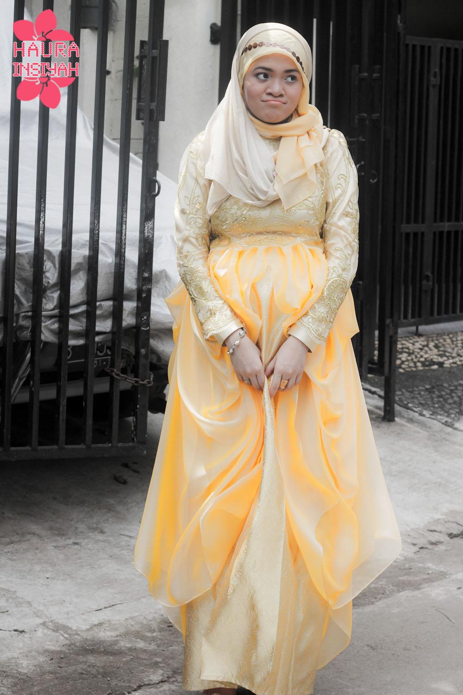 4 Style Inspiration: Maternity Abaya