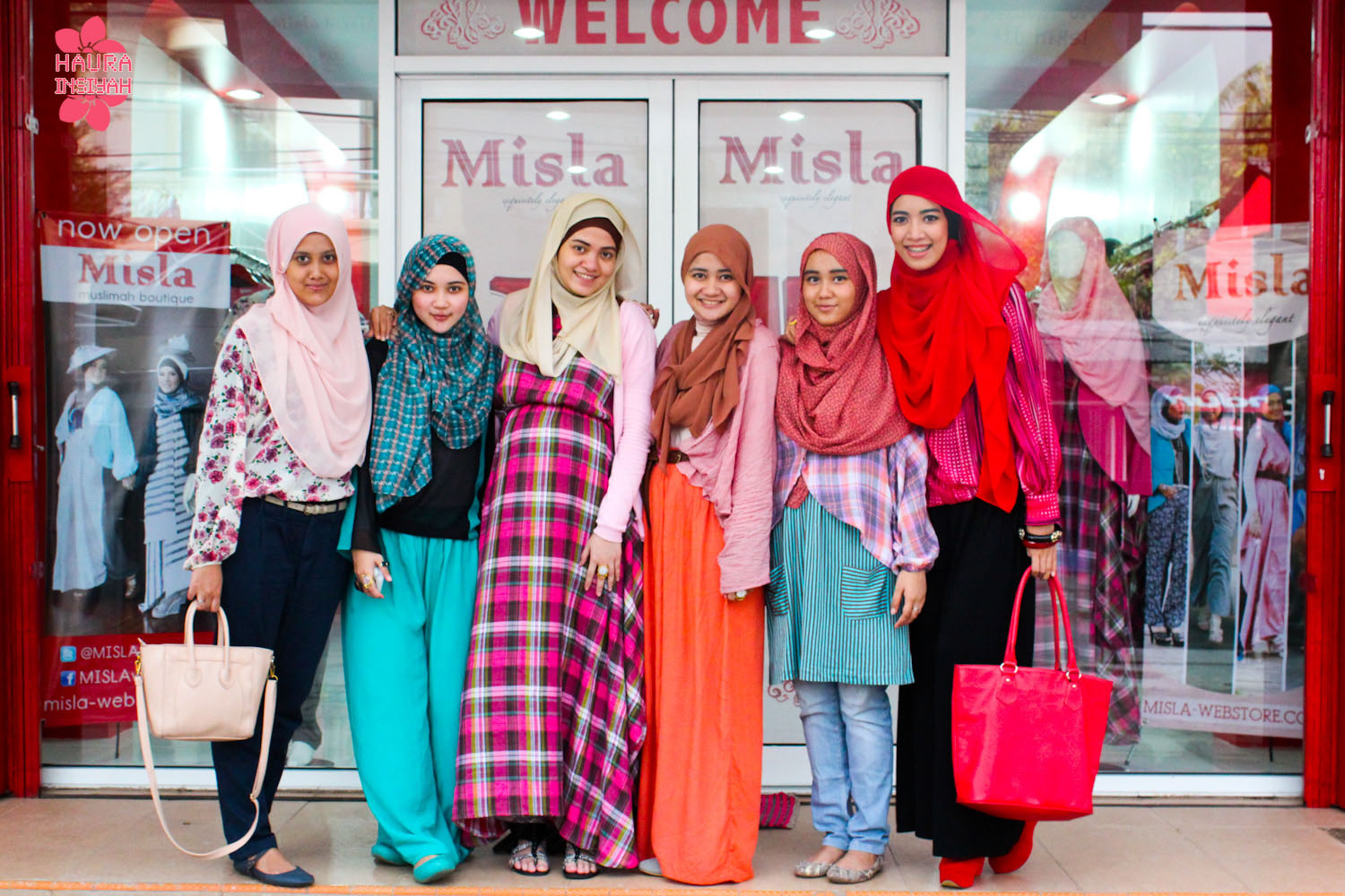1-misla Intimate Soft Opening of MISLA Muslimah Boutique