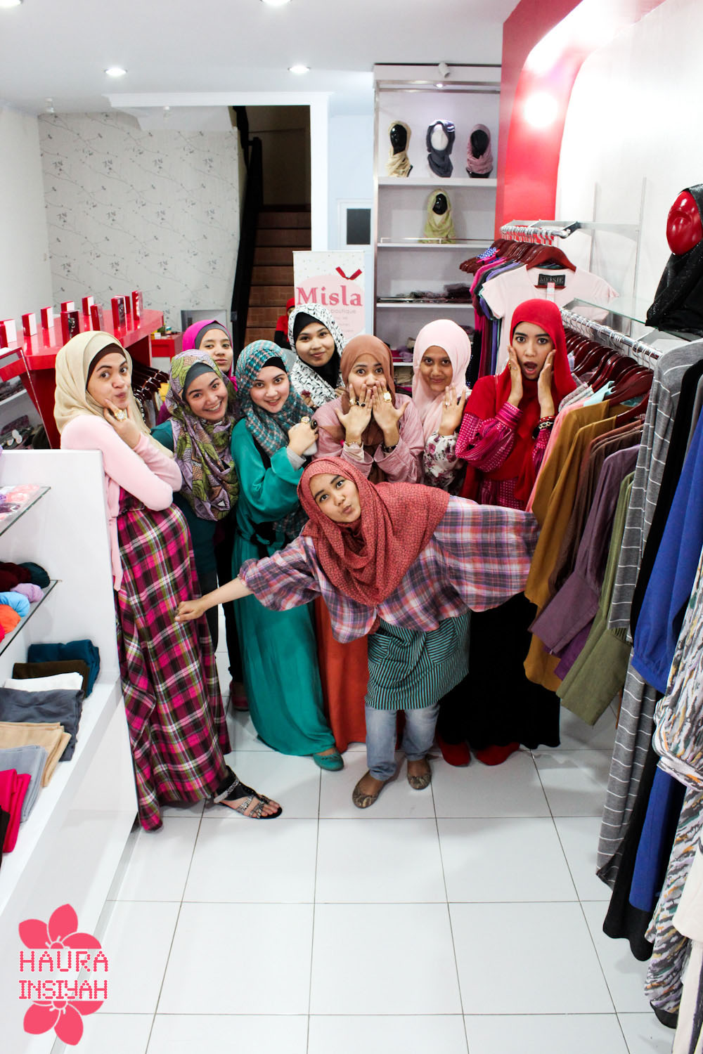 2-misla Intimate Soft Opening of MISLA Muslimah Boutique
