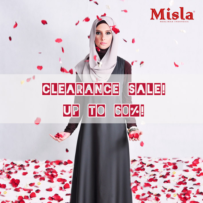sale MISLA Clearance Sale April 2015