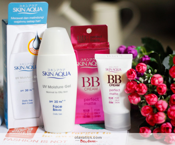b-skin-aqua-39 Review: Skin Aqua UV Moisture Gel & BB Cream