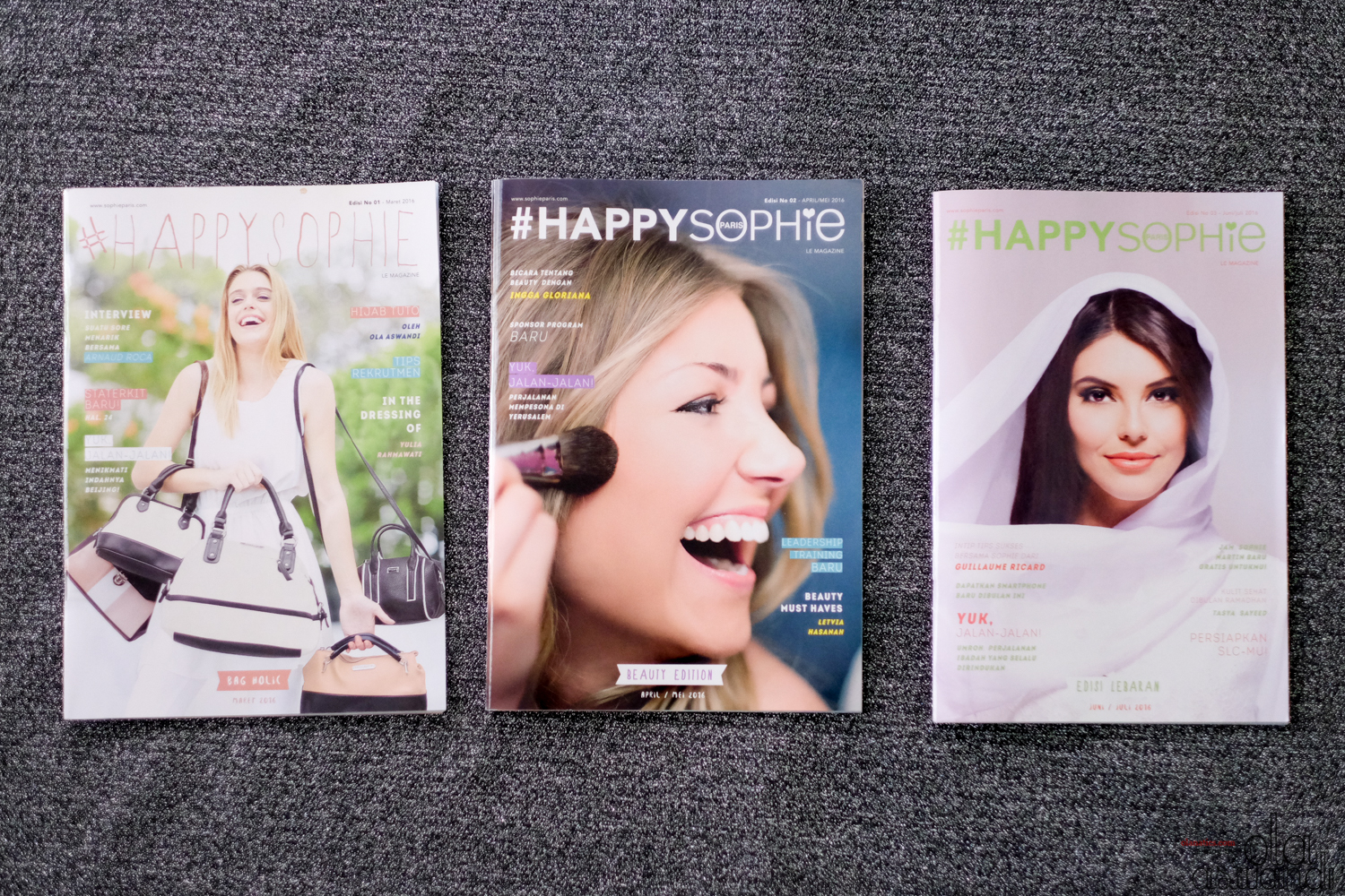 happy-sophie-12 Media Exposure: #HappySophie Magazine