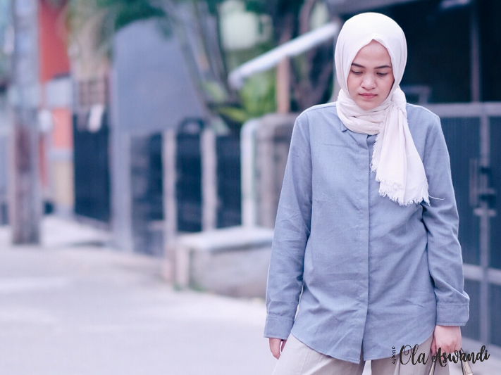ootd-simple-1 Lookbook: Modest Basic Look