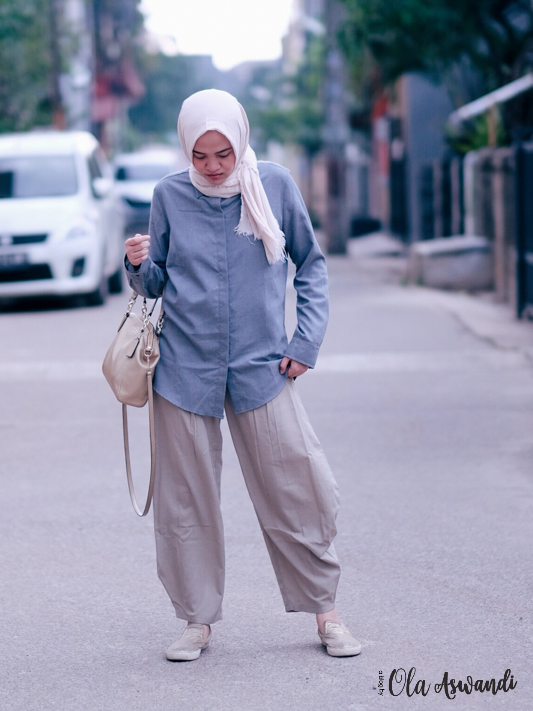 ootd-simple-13 Lookbook: Modest Basic Look