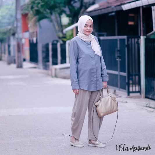 ootd-simple-2 Lookbook: Modest Basic Look