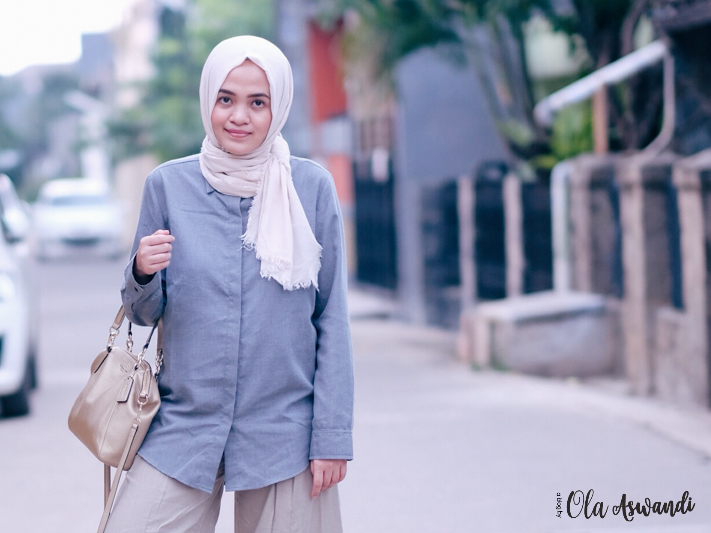 ootd-simple-5 Lookbook: Modest Basic Look