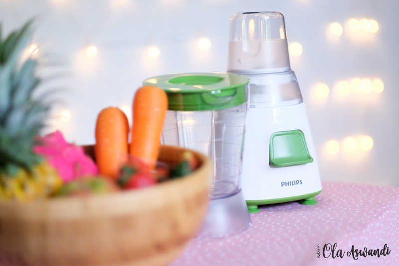 PHILIPS-REVIEW-51 Launching & Review Philips Blender HR 2057