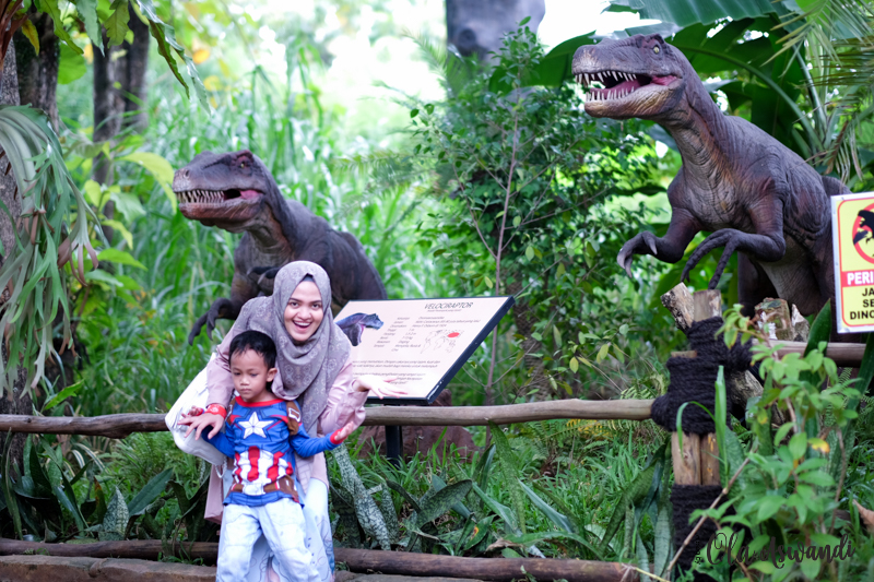 taman-legenda-103 Family Getaway: Taman Legenda dan Petualangan Dinosaurus